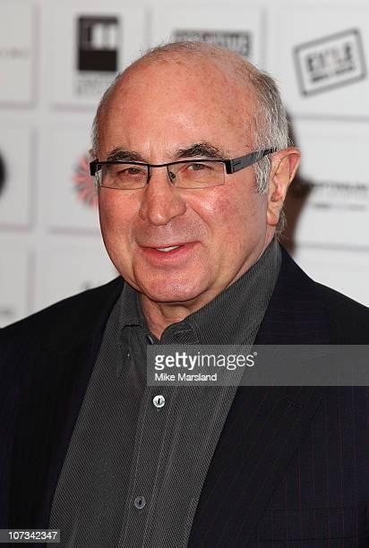 Bob Hoskins attends the Moet British Independent Film Awards at Old Billingsgate Market on December 5 2010 in London England
