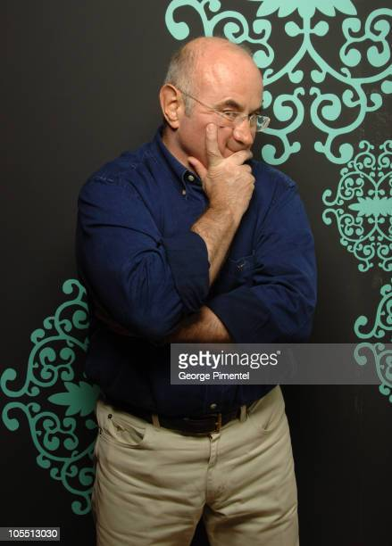 Bob Hoskins during 2005 Toronto Film Festival 'Mrs Henderson Presents' Portraits at HP Portrait Studio in Toronto Canada