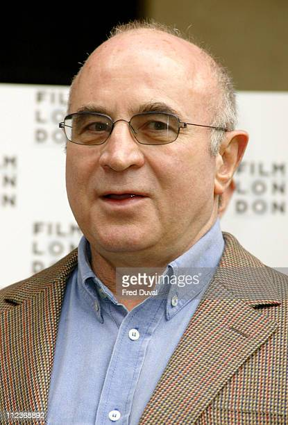 Bob Hoskins during 'London Actually' Initiative Launched to Help Boost Film Production in London at Bishopsgate in London Great Britain