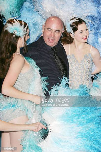 Bob Hoskins during 'Mrs Henderson Presents' London Premiere at Vue West End in London Great Britain