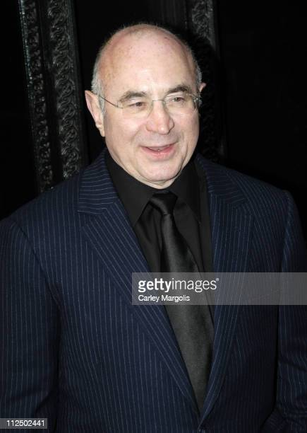 Bob Hoskins during 'Unleashed' New York Premiere at Loews 19th St in New York City New York United States