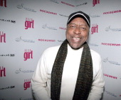 Bob Johnson during Rocawear and Elle Girl Magazine's Ladies Fall Fashion Party at Maritime Hotel in New York City New York United States