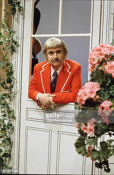 Bob Keeshan as Captain Kangaroo Image dated 1979