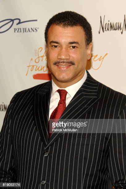 Bob Lee attends The 1st Annual STEVE HARVEY FOUNDATION Gala at Cipriani Wall Street on May 3 2010 in New York City