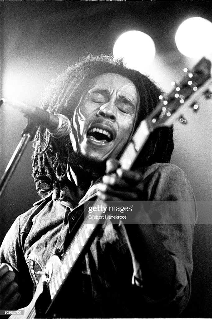 <a gi-track='captionPersonalityLinkClicked' href=/galleries/search?phrase=Bob+Marley&family=editorial&specificpeople=240470 ng-click='$event.stopPropagation()'>Bob Marley</a> performs live on stage with the Wailers in Voorburg, Holland in 1976