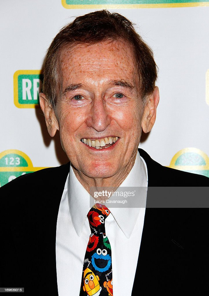 <a gi-track='captionPersonalityLinkClicked' href=/galleries/search?phrase=Bob+McGrath&family=editorial&specificpeople=675311 ng-click='$event.stopPropagation()'>Bob McGrath</a> attends the 11th annual Sesame Street Workshop Benefit Gala at Cipriani 42nd Street on May 29, 2013 in New York City.