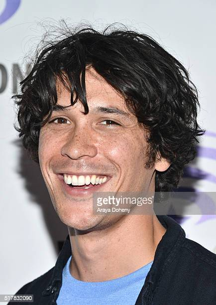 Bob Morley attends 'The 100' panel at WonderCon at Los Angeles Convention Center on March 27 2016 in Los Angeles California