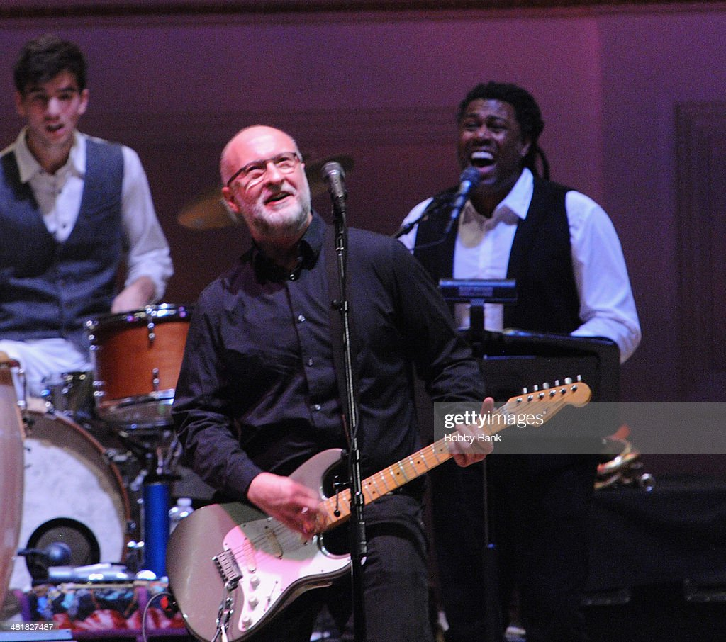 Bob Mould attends The Music of Paul Simon at Carnegie Hall on March 31, 2014 in New York City.