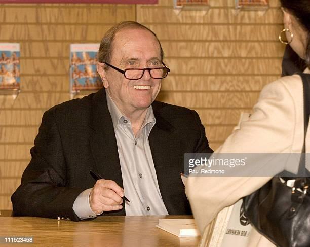Bob Newhart during Bob Newhart InStore Book Signing at Borders in Westwood CA United States