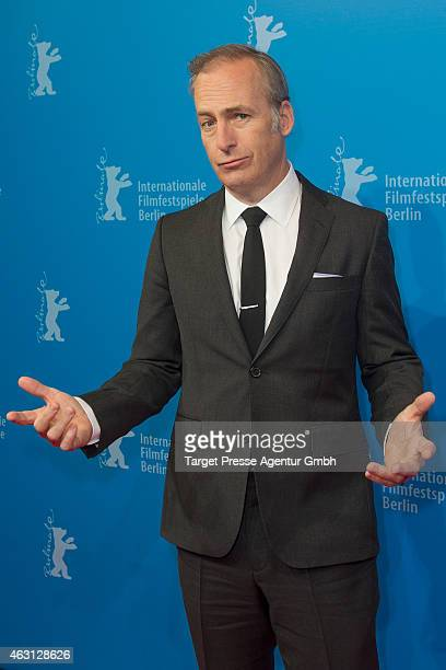 Bob Odenkirk attends the 'Better Call Saul' during the 65th Berlinale International Film Festival at Haus der Berliner Festspiele on February 10 2015...