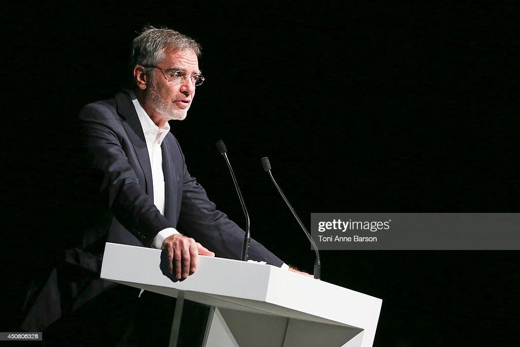 Bob Pittman attends A Conversation With Benjamin Palmer during Cannes Lions Festival at the Palais des Festivals on June 18, 2014 in Cannes, France.