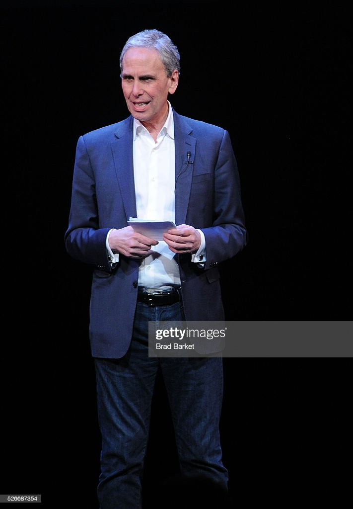 Bob Roth attends An Amazing Night Of Comedy: A David Lynch Foundation Benefit For Veterans With PTSD at New York City Center on April 30, 2016 in New York City.