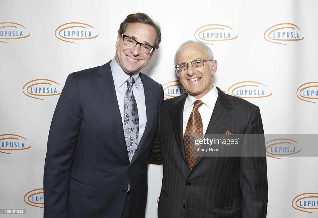 <a gi-track='captionPersonalityLinkClicked' href=/galleries/search?phrase=Bob+Saget&family=editorial&specificpeople=209388 ng-click='$event.stopPropagation()'>Bob Saget</a> and Dr. Jay Schapira attend Lupus LA Orange Ball at the Beverly Wilshire Four Seasons Hotel on May 9, 2013 in Beverly Hills, California.