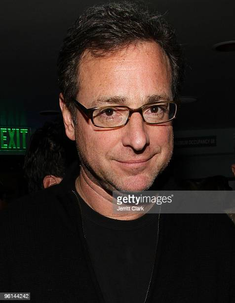 Bob Saget attends the AXECYBcom party on January 23 2010 in Park City Utah