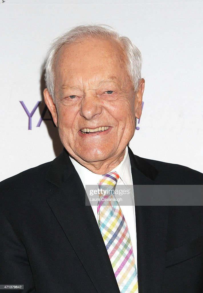 Bob Schieffer attends The Paley Center For Media Presents An Evening With 'Madame Secretary' at Paley Center For Media on April 27, 2015 in New York City.