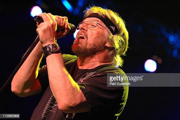 Bob Seger during Bob Seger and the Silver Bullet Band in Concert at Madison Square Garden January 25 2007 at Madison Square Garden in New York City...