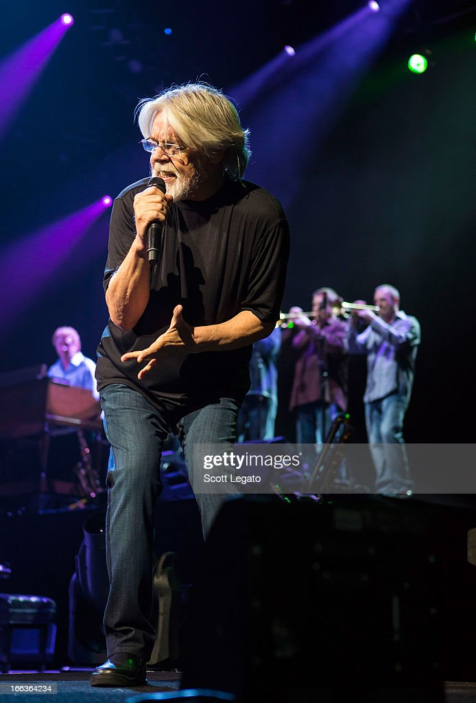 Bob Seger of Bob Seger and the Silver Bullet band performs in concert at The Palace of Auburn Hills on April 11, 2013 in Auburn Hills, Michigan.