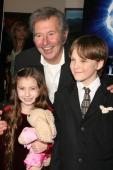 Bob Shaye with Rhiannon Leigh Wryn and Chris O'Neil