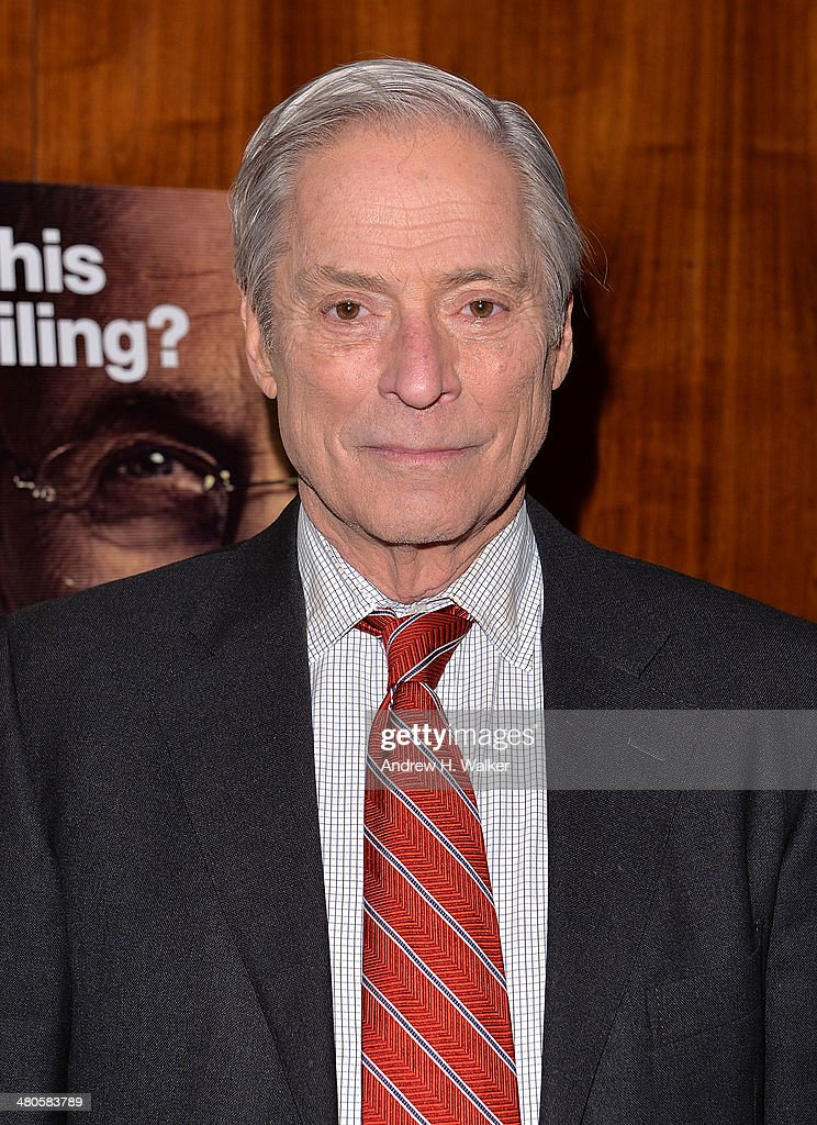 <a gi-track='captionPersonalityLinkClicked' href=/galleries/search?phrase=Bob+Simon&family=editorial&specificpeople=1364961 ng-click='$event.stopPropagation()'>Bob Simon</a> attends the 'The Unknown Known' screening at Museum of Art and Design on March 25, 2014 in New York City.