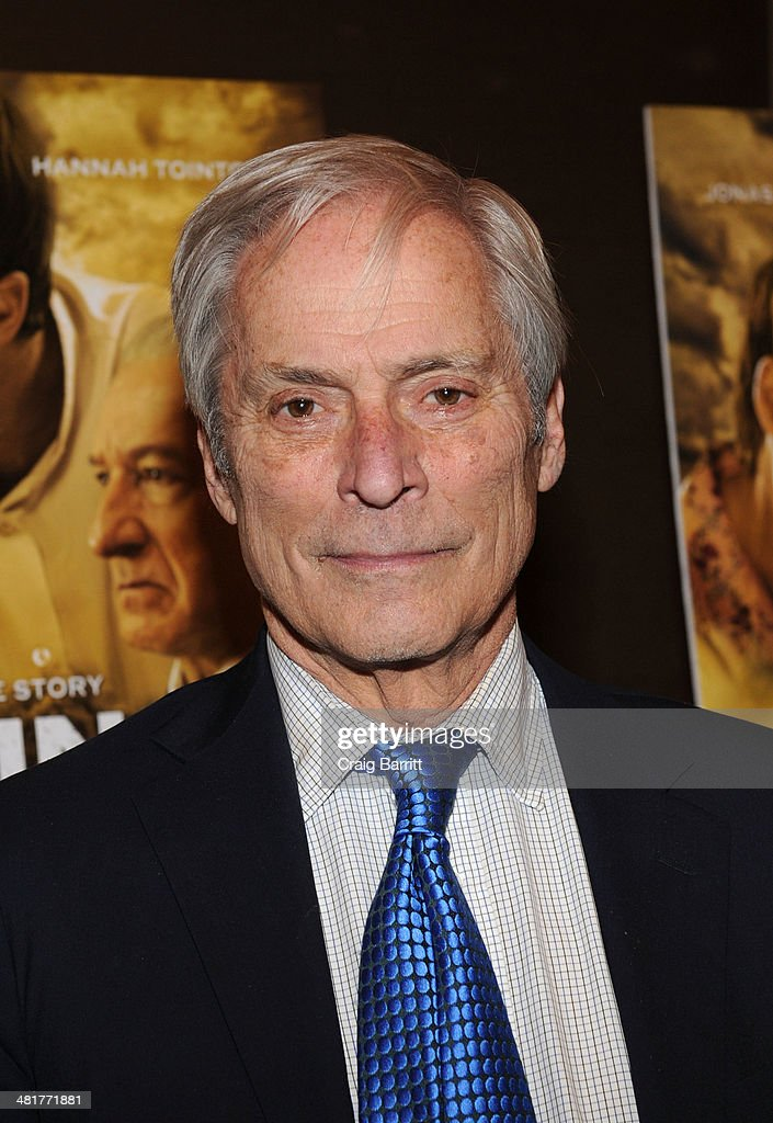 <a gi-track='captionPersonalityLinkClicked' href=/galleries/search?phrase=Bob+Simon&family=editorial&specificpeople=1364961 ng-click='$event.stopPropagation()'>Bob Simon</a> attends the 'Walking With The Enemy' screening at Dolby 88 Theater on March 31, 2014 in New York City.