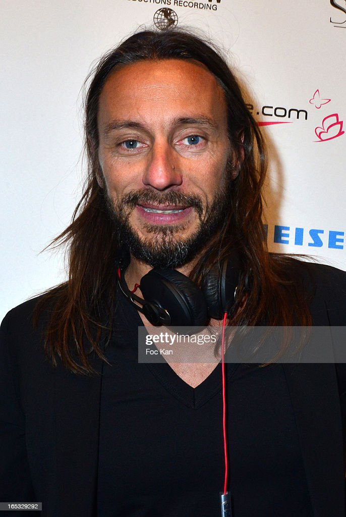 <a gi-track='captionPersonalityLinkClicked' href=/galleries/search?phrase=Bob+Sinclar&family=editorial&specificpeople=2076892 ng-click='$event.stopPropagation()'>Bob Sinclar</a> attends the 'Paris By Night' <a gi-track='captionPersonalityLinkClicked' href=/galleries/search?phrase=Bob+Sinclar&family=editorial&specificpeople=2076892 ng-click='$event.stopPropagation()'>Bob Sinclar</a> CD Launch Concert Party At La Gaite Lyrique on April 2, 2013 in Paris, France.