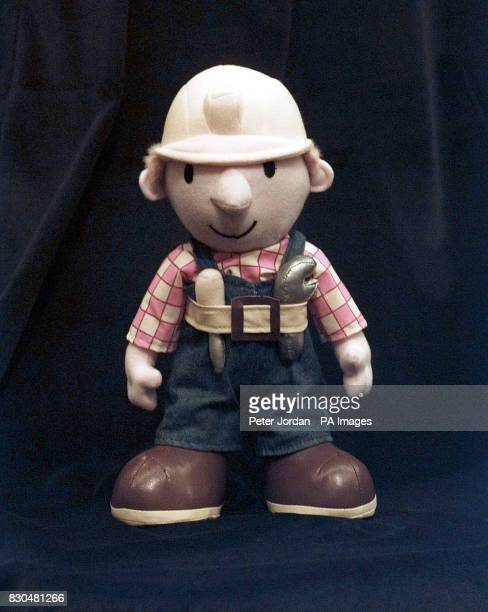 A Bob the Builder toy at the Total Fun Toy Fair at Earls Court London The British Association of Toy Retailers announced its year's top ten Christmas...