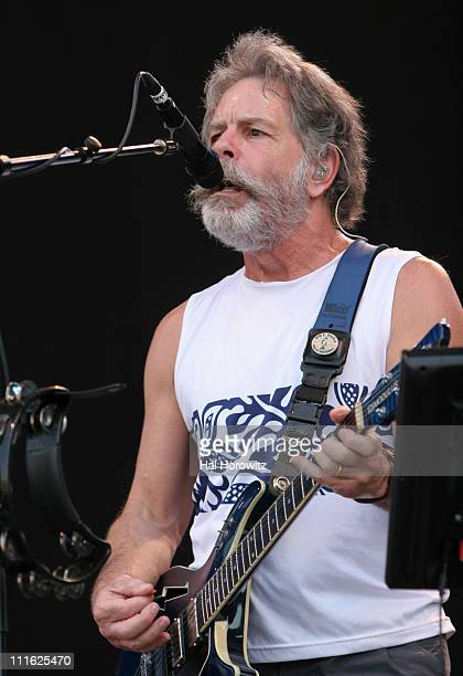 Bob Weir and Ratdog during Bonnaroo 2007 Day 3 Bob Weir and Ratdog at What Stage in Manchester Tennessee United States
