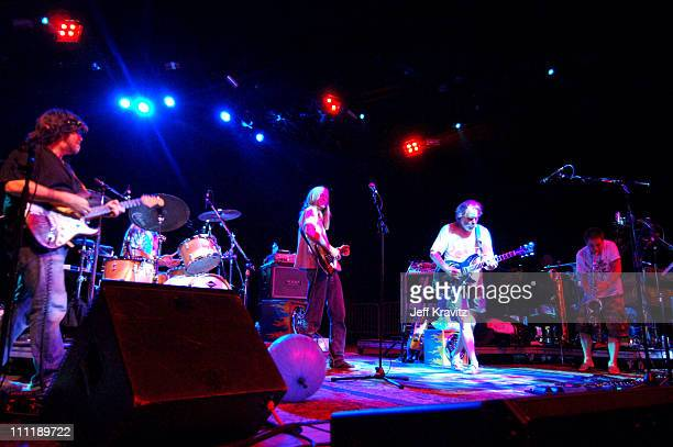 Bob Weir and Ratdog during Ratdog and String Cheese Incident in Concert at the Greek Theater in Los Angeles June 26 2006 at Greek Theater in Los...