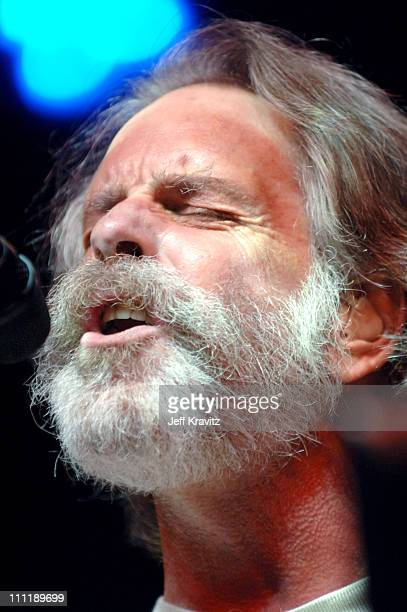 Bob Weir during Ratdog and String Cheese Incident in Concert at the Greek Theater in Los Angeles June 26 2006 at Greek Theater in Los Angeles...