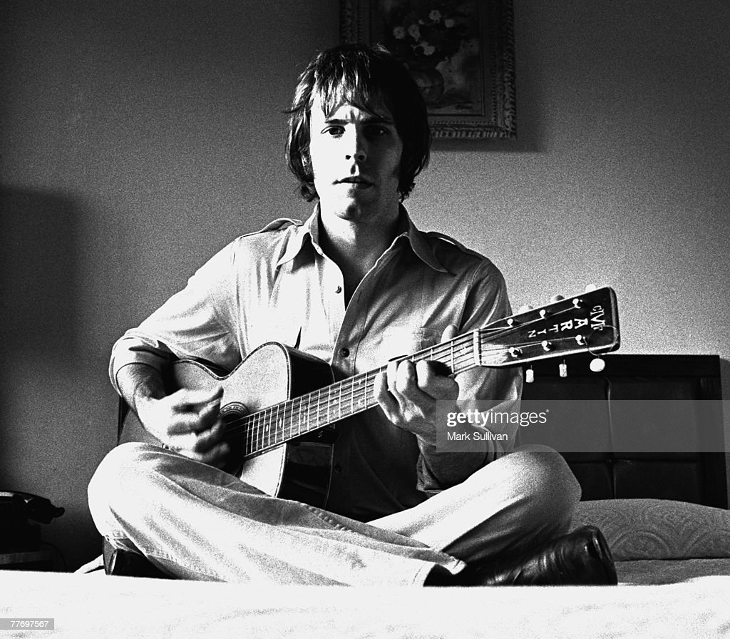 Bob Weir (Grateful Dead) in Sunset Strip hotel room West Hollywood, CA 1975; Various Locations; Mark Sullivan 70's Rock Archive; West Hollywood; CA.