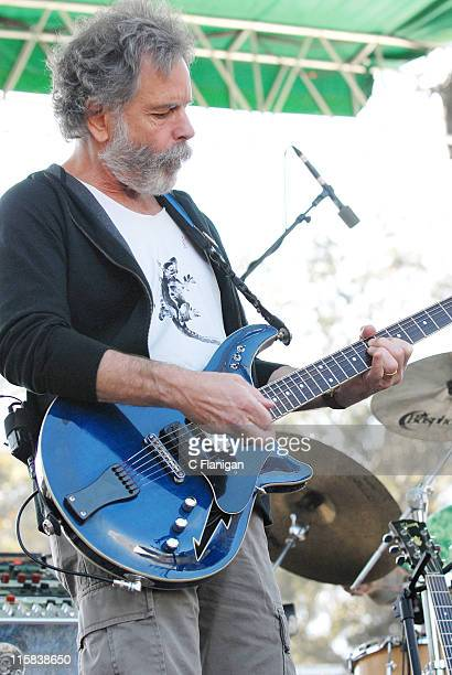 Bob Weir of Ratdog during Green Apple Music Festival San Francisco Day 3 at Golden Gate Park Speedway Meadows in San Francisco California United...