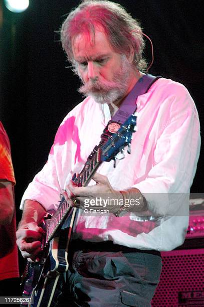 Bob Weir of RatDog during Harmony Festival Day 1 at Sonoma County Fairgrounds in Santa Rosa CA United States