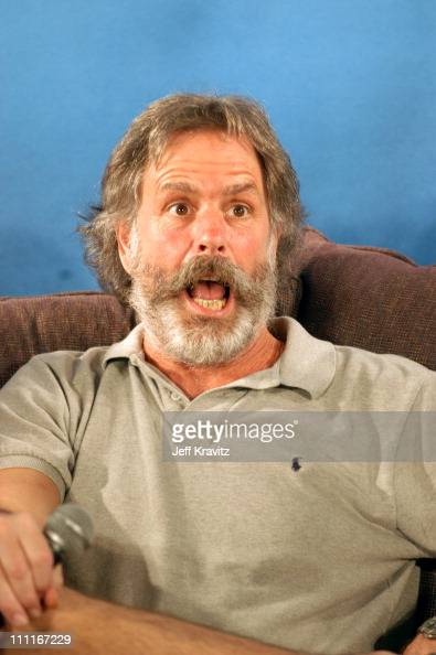 Bob Weir of The Dead during 2003 Bonnaroo Music Festival Day Three at Bonnaroo Fairgrounds in Manchester Tennessee United States