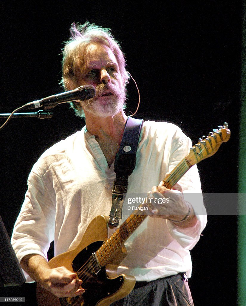 Bob Weir of The Grateful Dead and Ratdog during Comes A Time: A Celebration of the Music & Spirit of Jerry Garcia at The Greek Theater in Berkeley, California, United States.