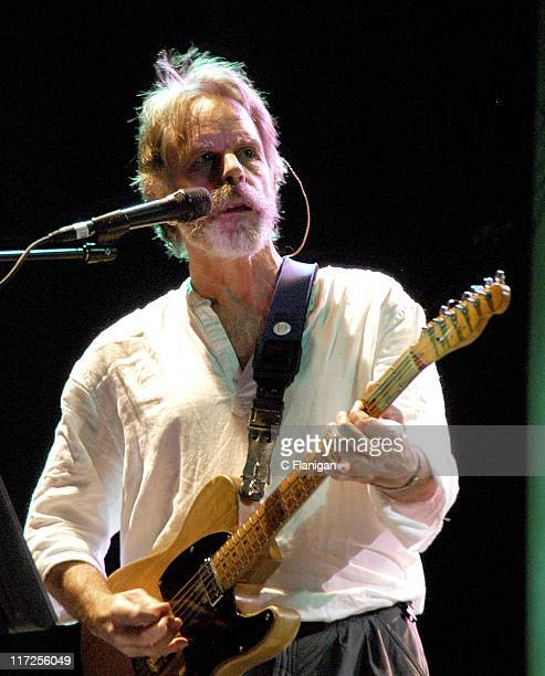 Bob Weir of The Grateful Dead and Ratdog during Comes A Time A Celebration of the Music Spirit of Jerry Garcia at The Greek Theater in Berkeley...
