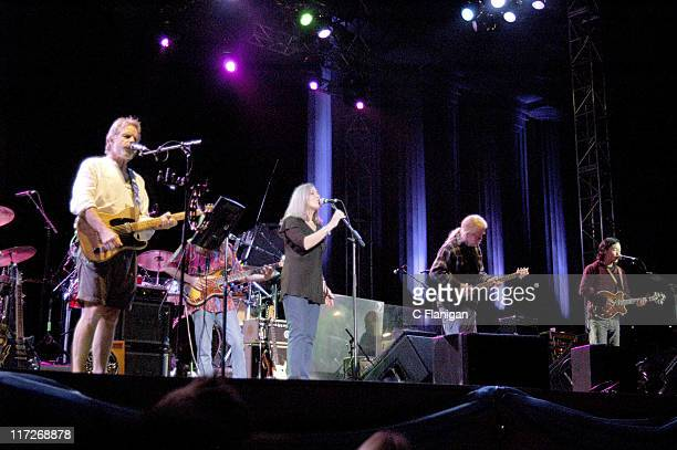 Bob Weir of the Grateful Dead and Ratdog with Donna Jean Godchaux Jimmy Herring and Michael Kang