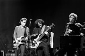 Bob Weir of the Grateful Dead performing with Rob Wasserman and David Sanborn at the Beacon Theater in New Tork City on March 26 1994