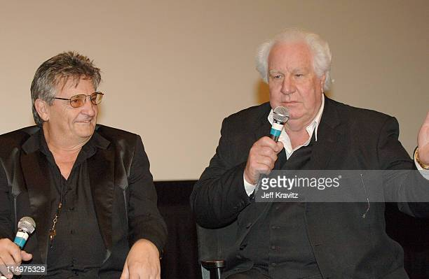 Bob Wootton and WS Holland celebrate the DVD release of 'Walk the Line' at a special Arclight screening followed by a Panel discussion