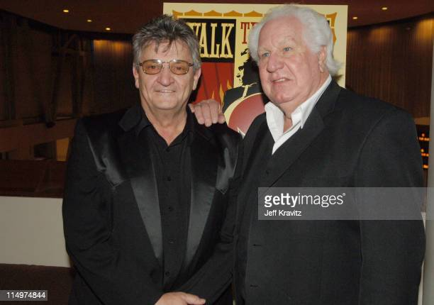 Bob Wootton and WS Holland of the Tennessee Three celebrate the DVD release of 'Walk the Line' at a special Arclight screening featuring live musical...