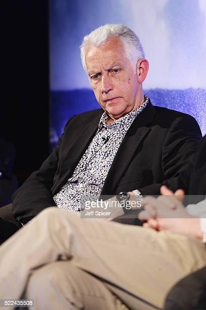 Bob Wootton Director of Media Advertising ISBA during The Economics of Ad Blocking part of Advertising Week Europe 2016 day 2 at Picturehouse Central...