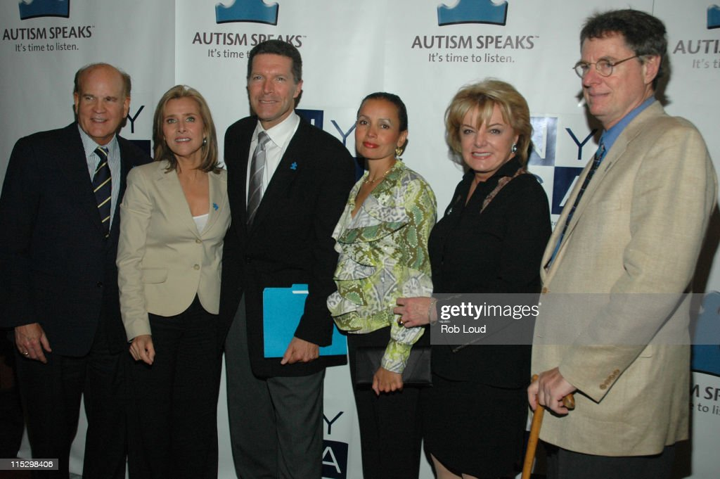 A New Decade for Autism, benefiting  Autism Speaks and The New York Center for