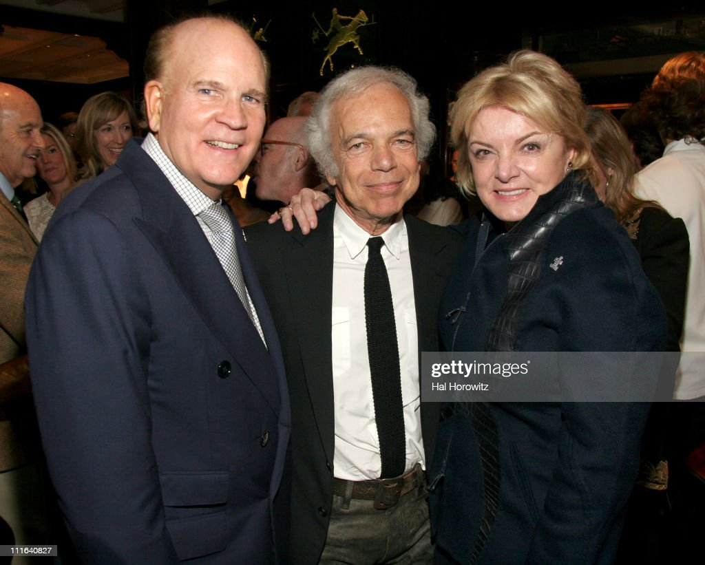 """Cocktail Reception to Celebrate Ricky LaurenÆs Book """"Ricky Lauren: Cuisine, Lifestyle, and Legend of the Double RL Ranch"""""""
