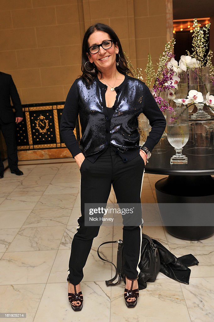 Bobbi Brown attends the L'Wren Scott cocktail party during London Fashion Week Fall/Winter 2013/14 at on February 17, 2013 in London, England.