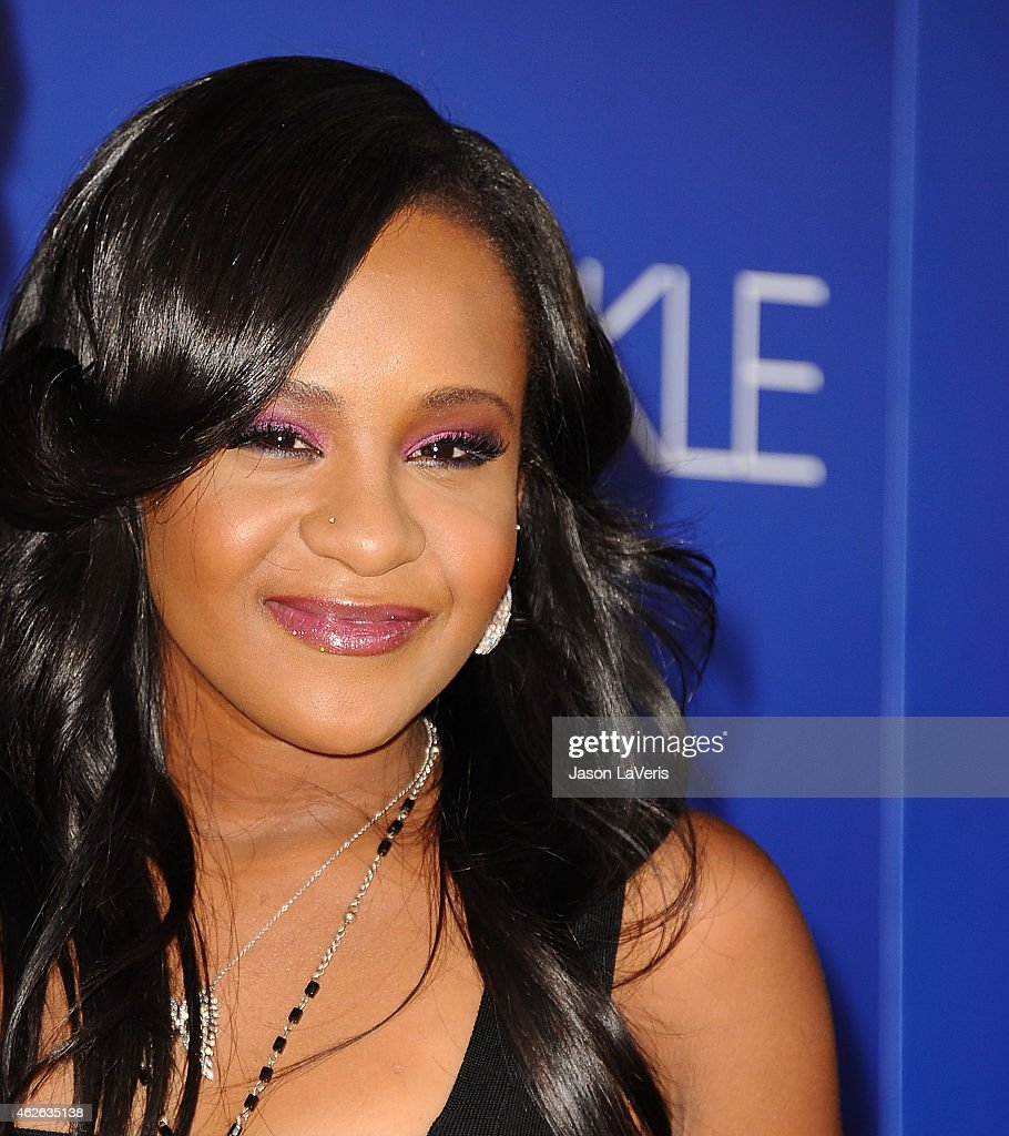 Bobbi Kristina Brown attends the premiere of 'Sparkle' at Grauman's Chinese Theatre on August 16, 2012 in Hollywood, California.