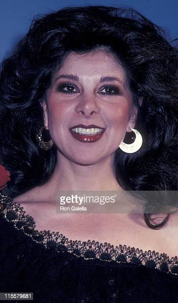 Bobbie Gentry attends 17th Annual Academy of Country Music Awards on April 39 1982 at the Shrine Auditorium in Los Angeles California