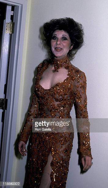 Bobbie Gentry attends Best of Vegas Awards on March 21 1980 at the Tropicana Hotel in Las Vegas Nevada