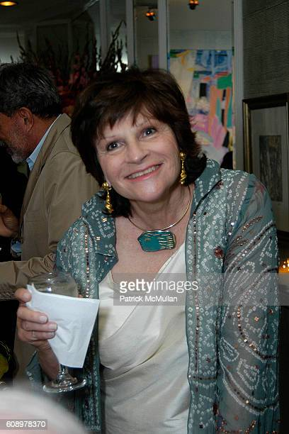 Bobbie Gerson attends Nikki Haskell Birthday Celebration at Sierra Towers on May 17 2007 in West Hollywood CA