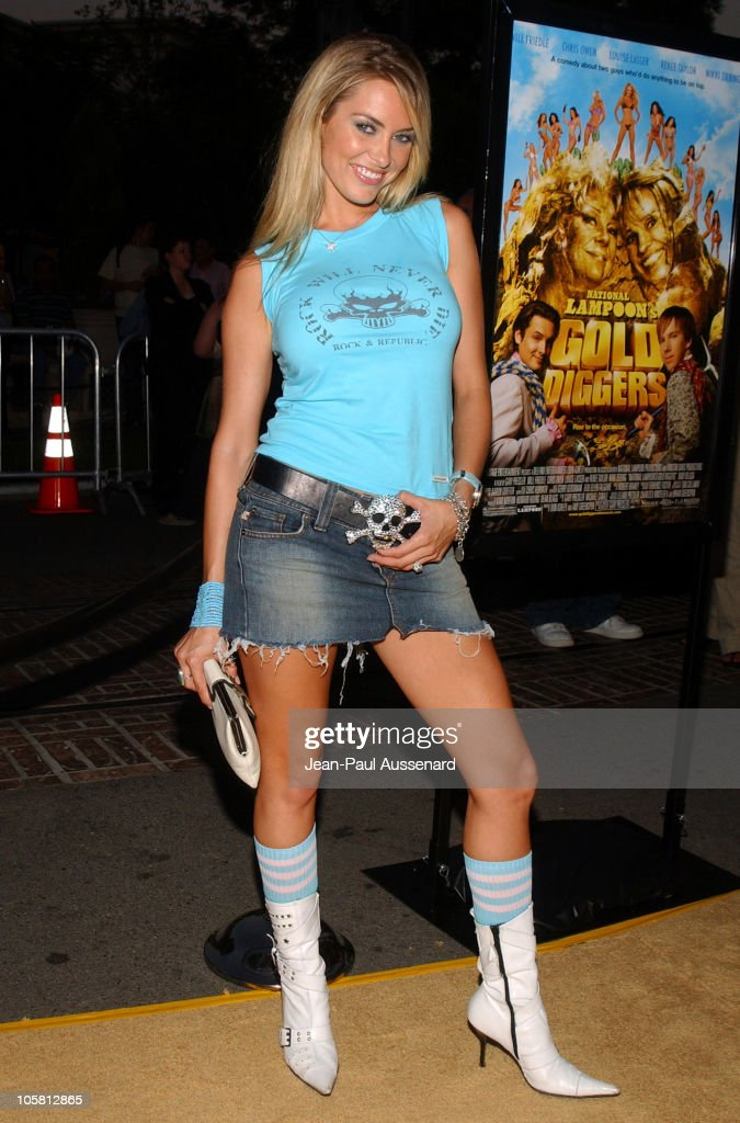 Bobbie Sue Luther during 'National Lampoon's Gold Diggers' Premiere - Arrivals at The Grove Stadium 14 in Los Angeles, California, United States.