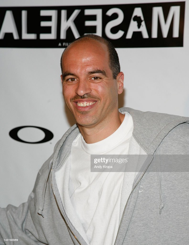 <a gi-track='captionPersonalityLinkClicked' href=/galleries/search?phrase=Bobbito+Garcia&family=editorial&specificpeople=2480088 ng-click='$event.stopPropagation()'>Bobbito Garcia</a> attends the 'Alekesam' premiere at the Tribeca Grand Hotel on April 20, 2012 in New York City.
