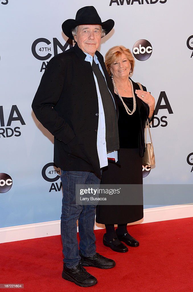 Bobby Bare attends the 47th annual CMA Awards at the Bridgestone Arena on November 6, 2013 in Nashville, Tennessee.
